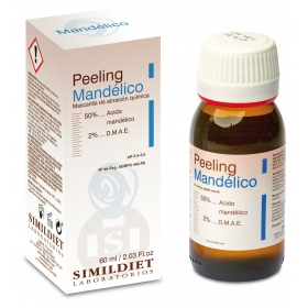 Peeling chimic mandelic  60 ml.