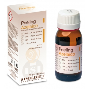 Peeling chimic Azelaico acnee 60 ml.